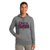 Heart My Volunteer - Hanes Cotton Sweatshirt