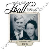 hall family copy