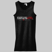FireFighter Wife Tank